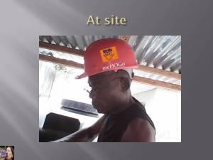 mesh at site